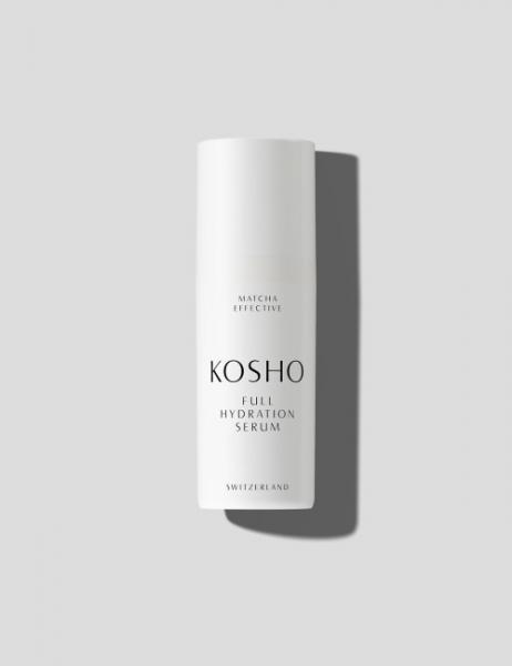 Kosho Matcha Effective Full Hydration Serum 30ml - Intensives Feuchtigkeits-Serum