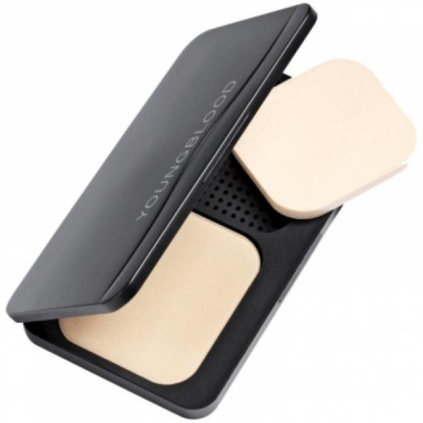 Youngblood Pressed Mineral Foundation Toffee 8g - Gepresstes Puder Farbton Toffee